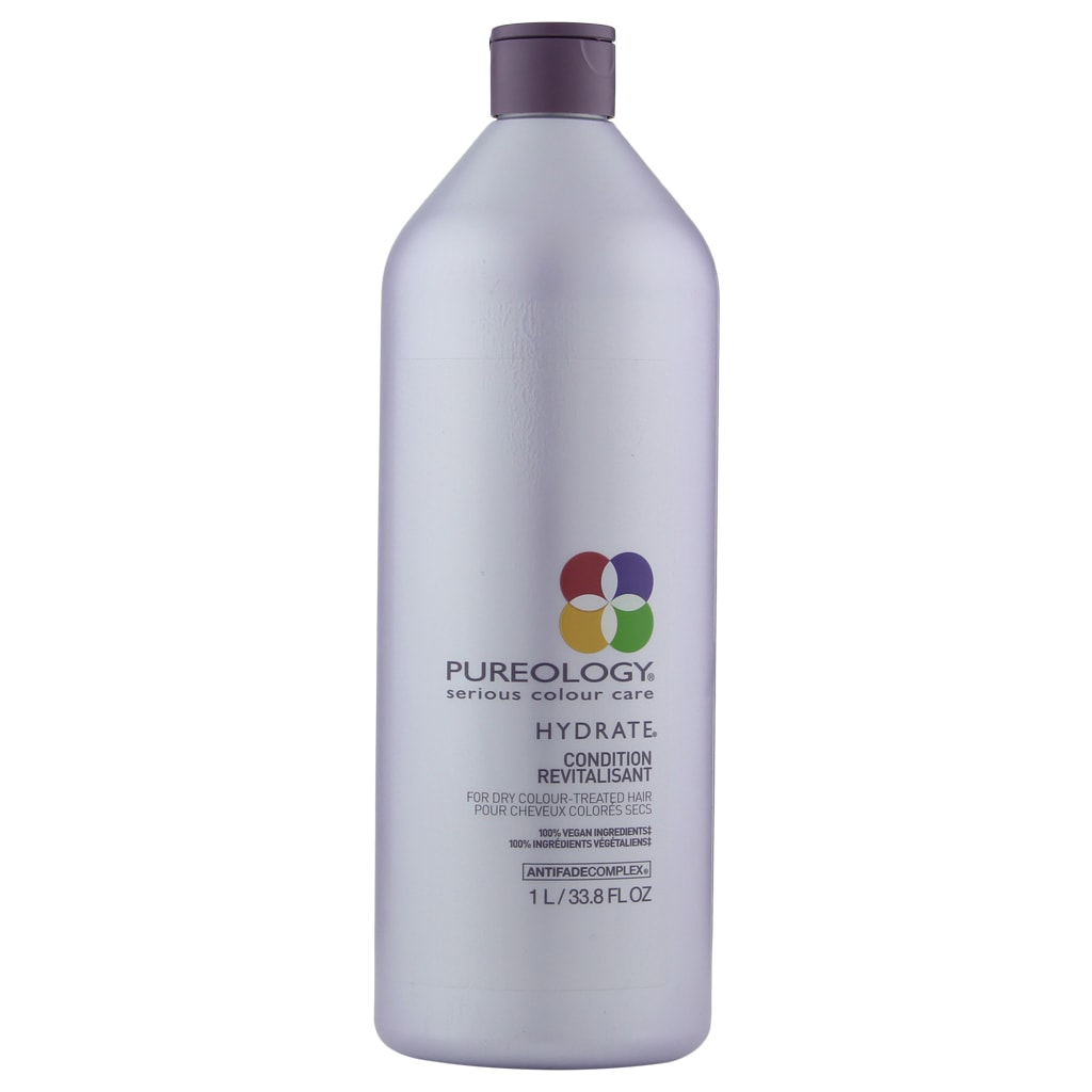Pureology 33.8-ounce Hydrate Conditioner, Yellow butter, ...