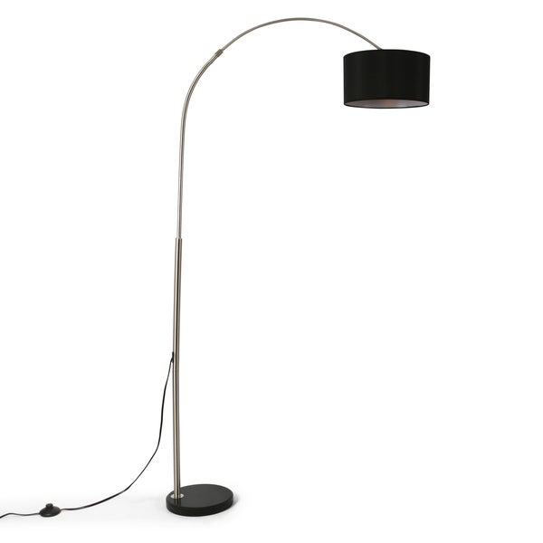 Journee Collection Lawrence Iron 83-inch Floor Lamp