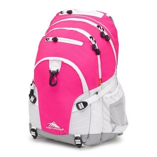 High Sierra Loop Flamingo White Ash 19-inch Backpack