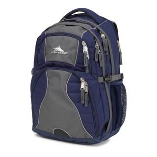 High Sierra Swerve True Navy Mercury 19-inch Backpack