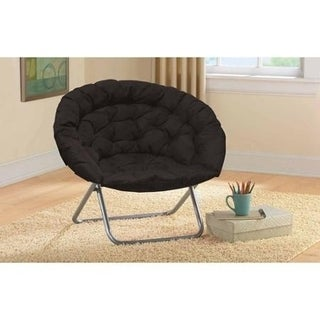 Oversized Saucer Chair