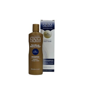 Nisim No Sulfates 8-ounce Shampoo for Normal to Oily Hair