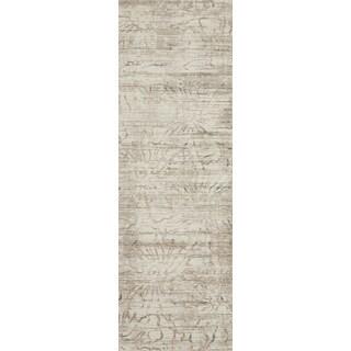 Augustus Neutral Rug (2'7 x 10')