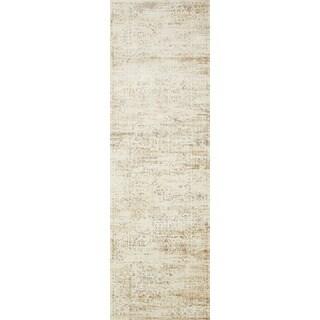 Augustus Cream/ Multi Rug (2'7 x 12')