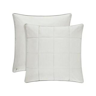 Five Queens Court Clayton Twill Cotton Euro Pillow Sham