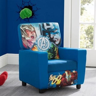 Marvel Avengers High Back Upholstered Chair
