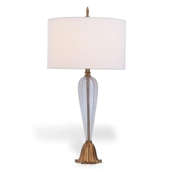 Tulip Blush Lamp