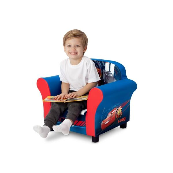 Superb Shop Disney Pixar Cars Upholstered Chair Free Shipping Alphanode Cool Chair Designs And Ideas Alphanodeonline