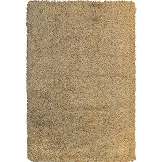 Motion Tan/ Wool Area Rug (2'x3')