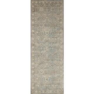 Kendrick Bluestone Runner Rug (2'8 x 10'6)