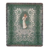 Manual Woodworkers Willow Tree Thinking of You Tapestry Throw