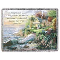 Manual Woodworkers Guardian Of The Sea Multicolor Tapestry Throw