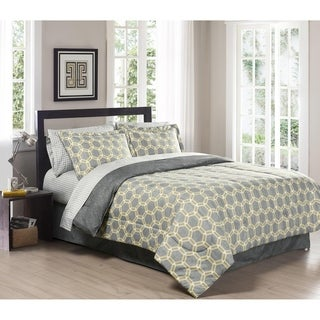 South Bay Down Alternative Comforter mini set Gray