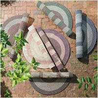 Farm Braid Indoor/Outdoor Reversible Rug USA MADE