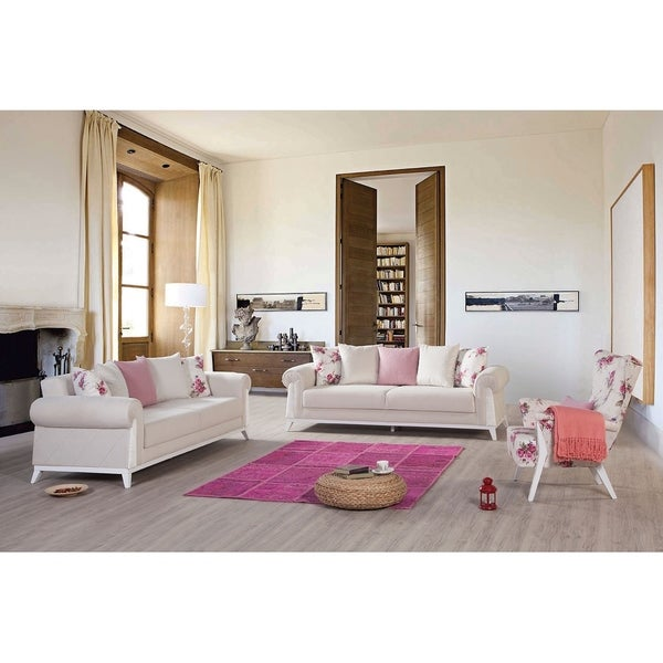 24 Living Room Furniture Free Delivery Living Room: Perla Furniture's London Collection Euro-Americana Style