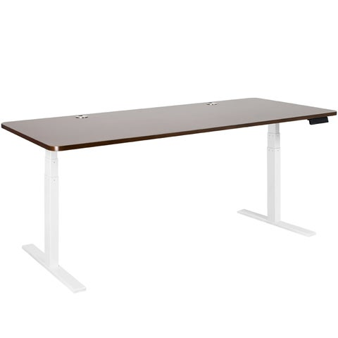 Autonomous SmartDesk - Height-Adjustable Standing Desk - Dual Motor Frame - Classic XL Top