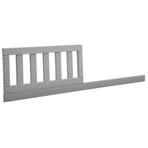 Delta Children Daybed/Toddler Guardrail Kit 555725, Grey