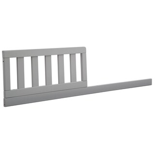 Delta Children Daybed/Toddler Guardrail Kit 555725, Grey