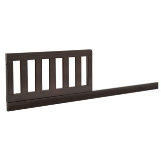 Delta Children Daybed/Toddler Guardrail Kit 555725, Dark Chocolate
