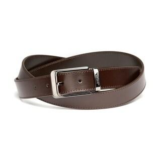 Versace Brown Leather Belt - xxxl