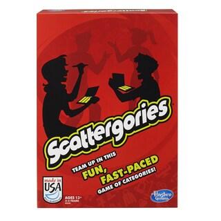 Hasbro Scattergories Game
