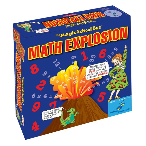 The Young Scientists Club Math Explosion