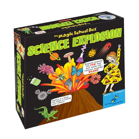 The Young Scientists Club Science Explosion