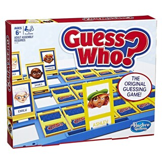 Hasbro Guess Who? Classic Game