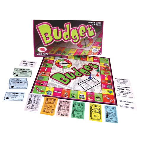Learning Advantage Budget Real World Math! Game
