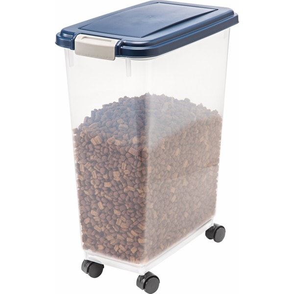 Shop Iris Airtight Pet Food Container Free Shipping On Orders Over