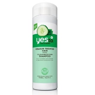 Yes To Cucumber 16.9-ounce Shampoo For Colour Treated Hair