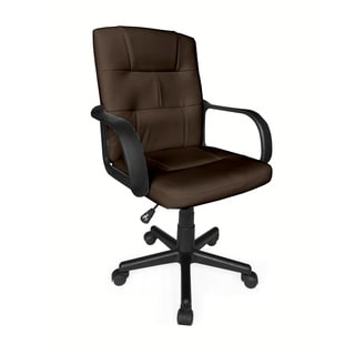 brown leather office chairs. Brown Office U0026 Conference Room Chairs Shop The Best Deals For Oct 2017 Overstockcom Leather