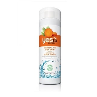 Yes To Carrots For Normal To Dry Skin Nourishing 16.9-ounce Body Wash Classic Carrot Scent
