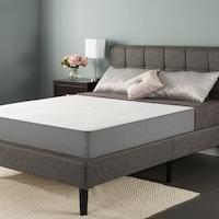 16a148f5582b Priage Viscolatex Perfect Comfort 10-inch Queen-size Memory Foam Mattress