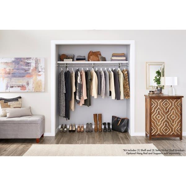 Ventilated Shelf Kit