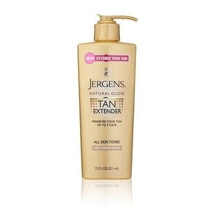 Jergens Natural Glow 7.5-ounce Tan Extender Daily Moisturizer