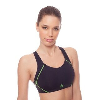 RBX High Impact Control Sports Bra (Option: Pink)