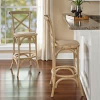 Delilah Washed Bar Stool
