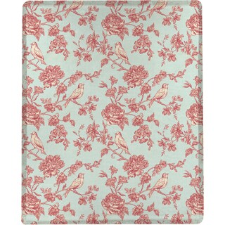 Manual Woodworkers Yorkshire Cottage Toile Multi Color Throw