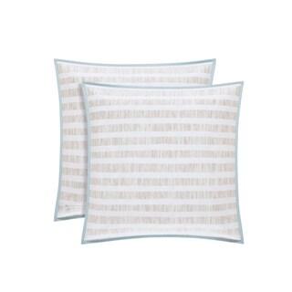 Five Queens Court Vance Twill Cotton Euro Pillow Sham