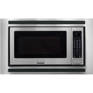 Frigidaire Stainless Gallery 2 Cubic Foot Built-In Microwave (As Is Item)