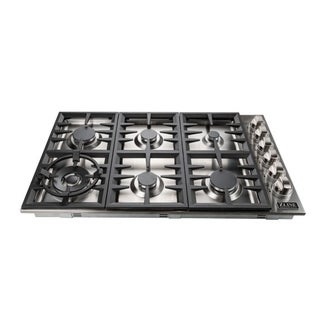 ZLINE 36 in. Dropin Cooktop with 6 Gas Burners (RC36)