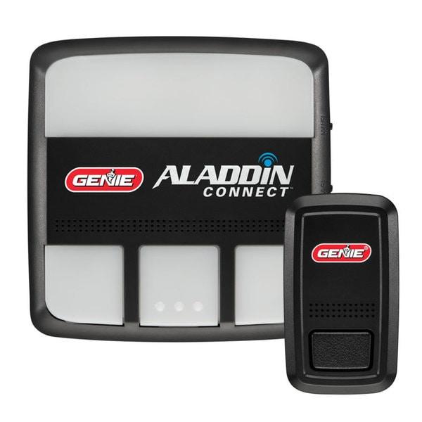 Genie Aladdin Connect With Door Position Sensor For The Genie Garage Door  Opener