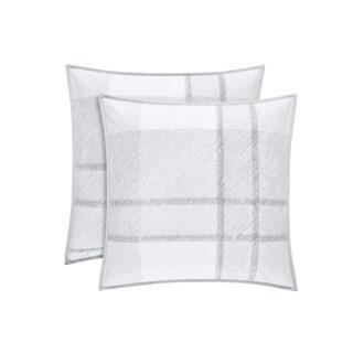 Five Queens Court Langdon Twill Cotton Euro Pillow Sham
