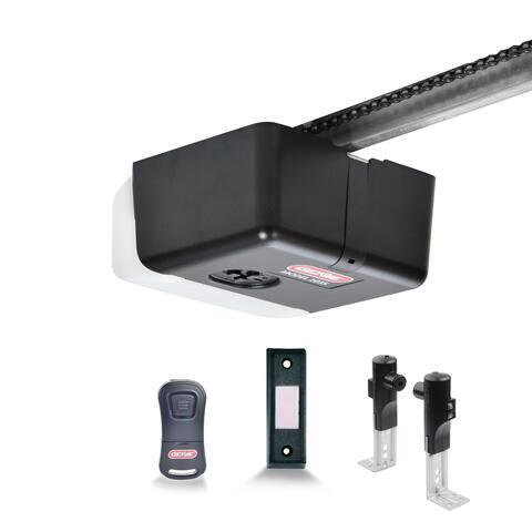 Genie 1035-V Chain Drive 500 ½ HPc Ultra-Quiet, Heavy Duty, Affordable Garage Door Opener