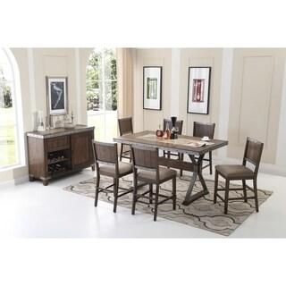Best Master Furniture DX1520 5 Piece Counter Height Set