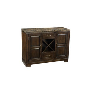 Bella Server with Marbella Top by Standard Furniture