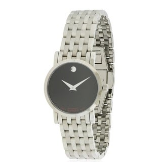 Movado Red Label Automatic Ladies Watch 0606107