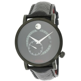 Movado Red Label Automatic Mens Watch 0606485