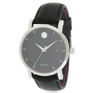 Movado Red Label Mens Watch 0606845